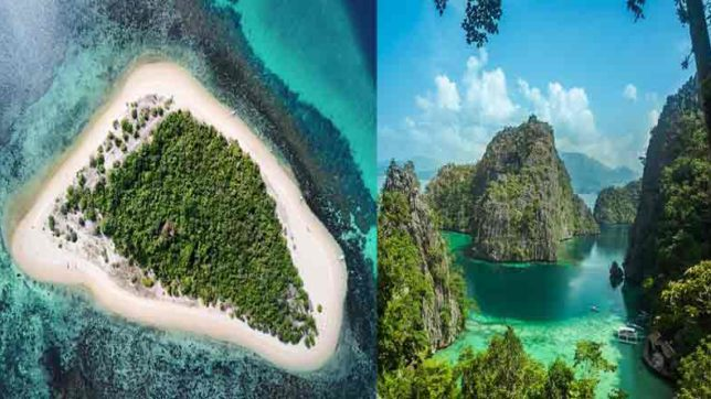 Palawan Island in the Philippines Best island  in the World will Surprised you