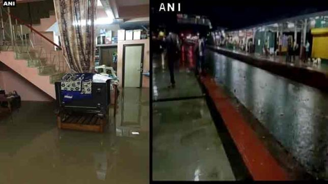 Flooding in various parts of Gujarat and Maharastra