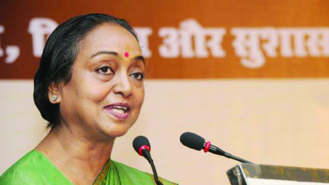 Meira Kumar, UPA,Congress,  Nath Kovind, BJP presidential candidate, Presidential election, Presidential Elections 2017, BJP, Bihar governor, PM Modi, Amit Shah, Meera Kumar National News, Latest News, top News