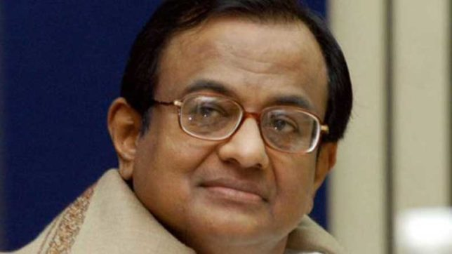 Congress leader P chidambaram targeted Election commission said EC authorised PM to announce Gujrat Election date in his last rally
