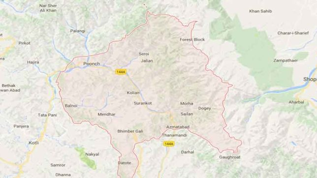 Poonch sector of Jammu and Kashmir, ceasefire, firing, India, Pakistan, Uri attack, stress