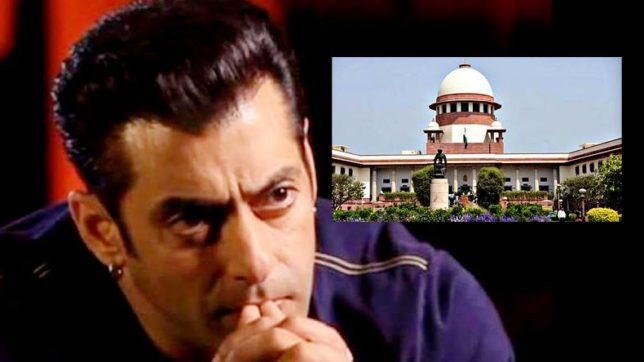 Salman Khan, Supreme Court