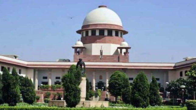 A petition related to Satluj Yamuna link case dismissed in SC