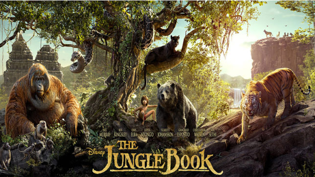 The Jungle Book, Bollywood, Disney