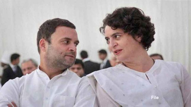 priyanka gandhi to go in a rally with Rahul Gandhi in up election 2017