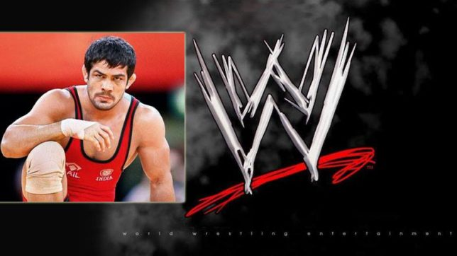 Olympic, wrestler, Sushil Kumar, WWE, The Great Khali, Khel Ratna Award, Common Wealth Games