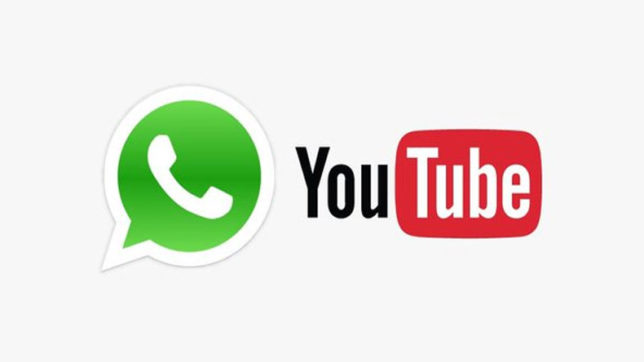Whatsapps new feature will give you to facility of Youtube video playback