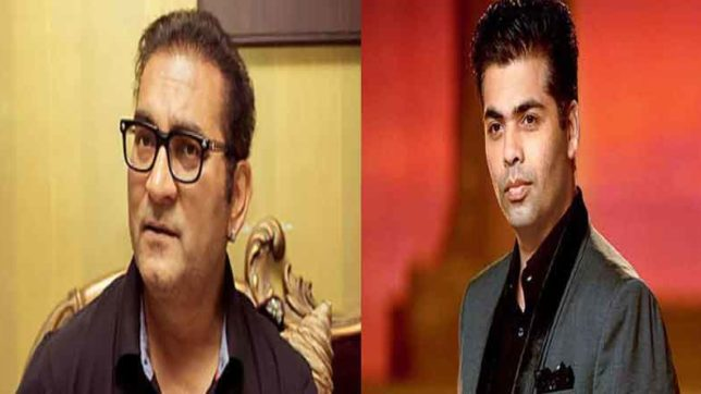 abhijeet bhattacharya, karan johar, pakistan artist ban, anurag kashyap, entertainment new, india news