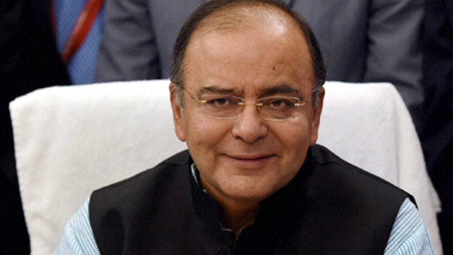 arun jaitley says congress have to choose leaders based on merit and ability