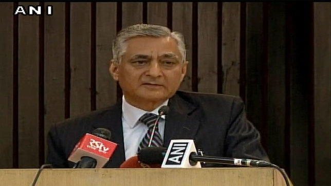Chief Justice TS thakur said Judges appointment cannot be hijcked, they cannot be appointed by bureaucrats