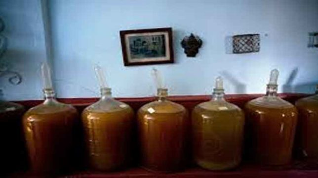 condoms are being used for making wine in cuba