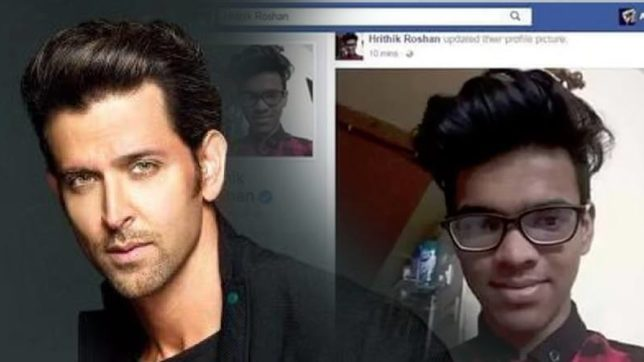 Bollywood, actor Hrithik Roshan, facebook hack, Hrithik roshan, Entertainment,  Hrithik Roshan FB Account Hacked