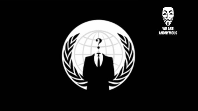 Anonymous  hackers, paris, isis