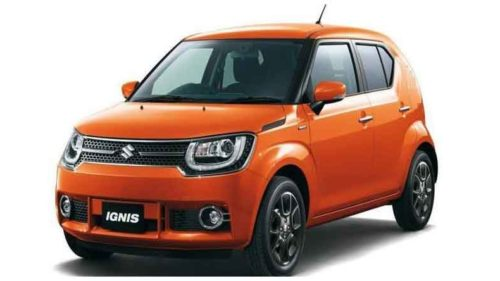 Maruti Launched his New Car ignis know exclusive features