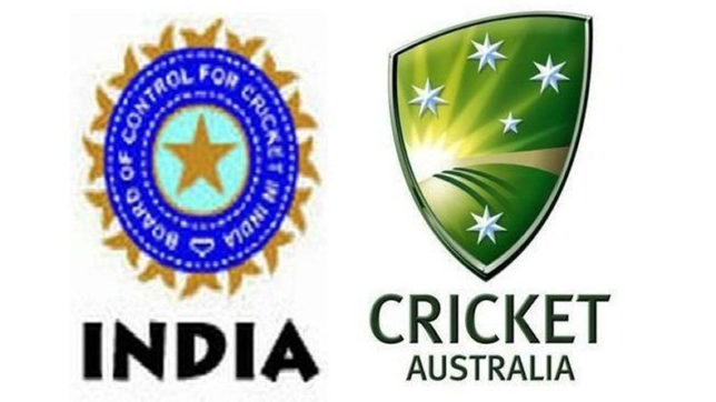 First ODI match between India and Australia will play today at channai