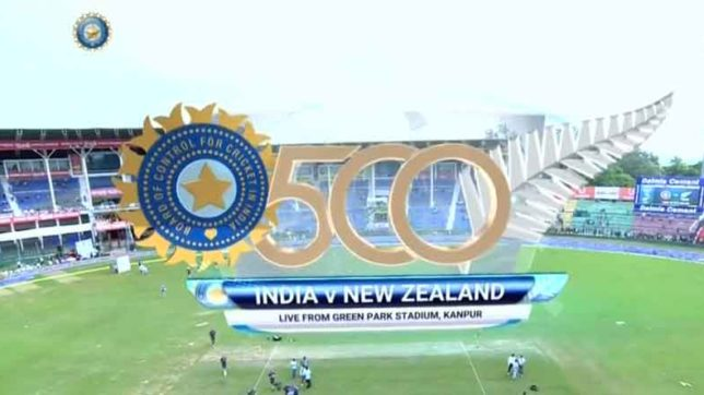 IndVsNZ India looses 9 wickets before 300