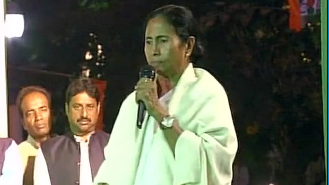 mamata banerjee said my murder conspiracy has started after demonetisation protest