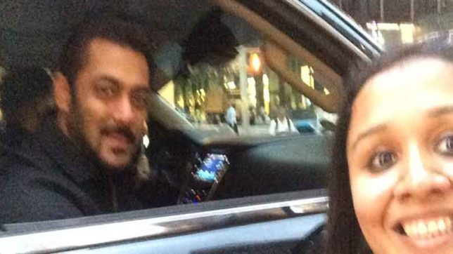 salman khan fan clicked epic selfie during iifa 2017