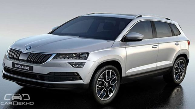 Skoda Kodiaq Premium SUV Launched in India