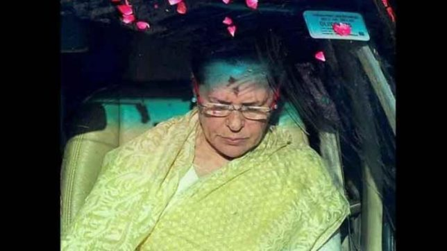 Congress president sonia gandhi discharged from ganga ram hospital