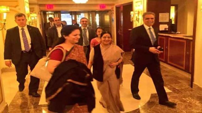new york, sushma swaraj, united nation general assembly