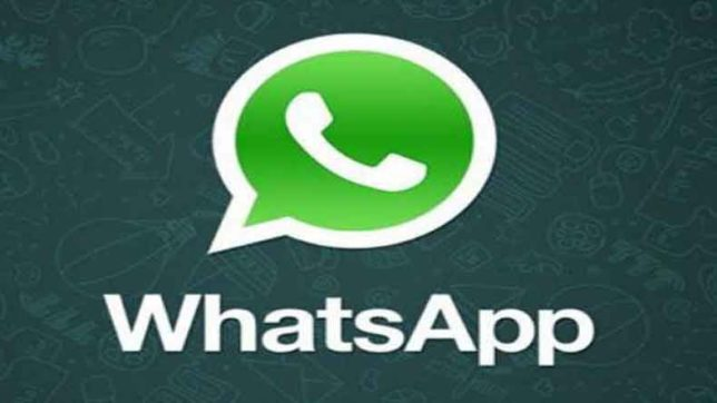 14 billion messages were sent on whatsapp on new year