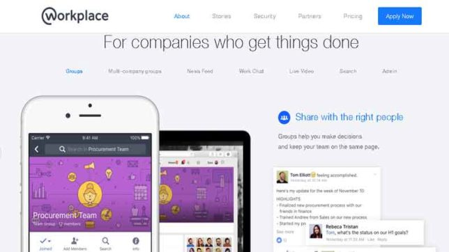 workplace, Facebook, tech news, hindi tech news, india news