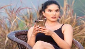 Sunny-Leone-has-posted-a-picture-on-Instagram-saying-she-has-cheated,-Sunny-Leone-upcoming-movie-Tera-Intezaar