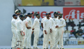 team india for 3rd Test match