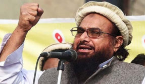 Terrorist Hafiz Saeed poisonous speech Against India