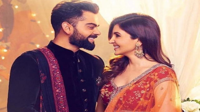 Virat Kohli atire on Wedding