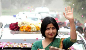 dimple yadav main