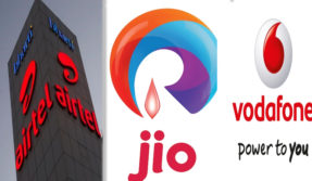 Reliance Jio, Airtel and Vodafone Giving up to 1 GB data on recharge of less than 100 rs full plan here