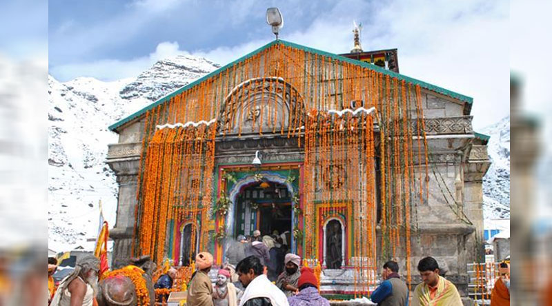 Kedarnath Dham was destroyed in 2013, killed 4500 people