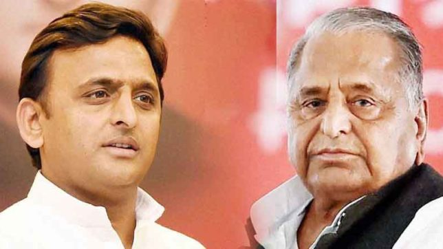 Akhilesh Yadav, Mulayam Singh Yadav, Samajwadi Party, New House, navratri, Government House, Uttar Pradesh, UP News, UP CM, India news