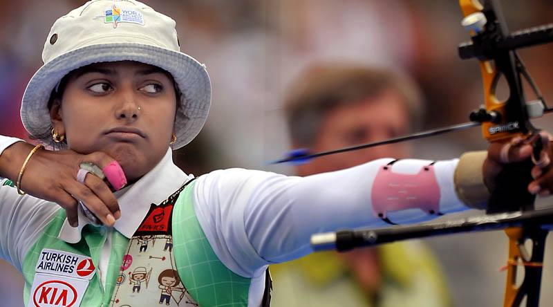 Deepika Kumari, World Archery Cup