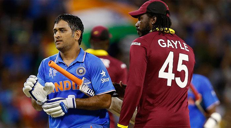 Team India, T-20 World Cup Match, West Indies