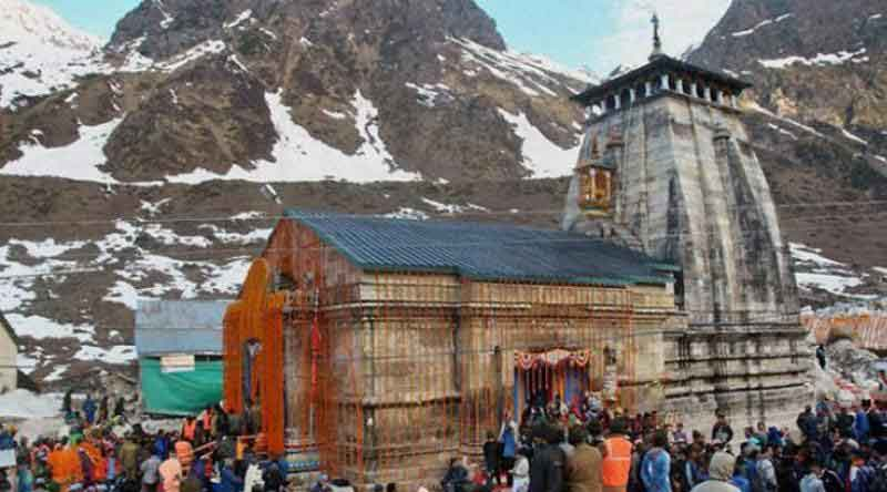 Uttarakhand Kedarnath temple gates to open on 3 may