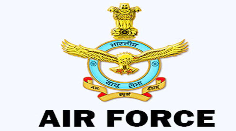 vacancy in indian air force