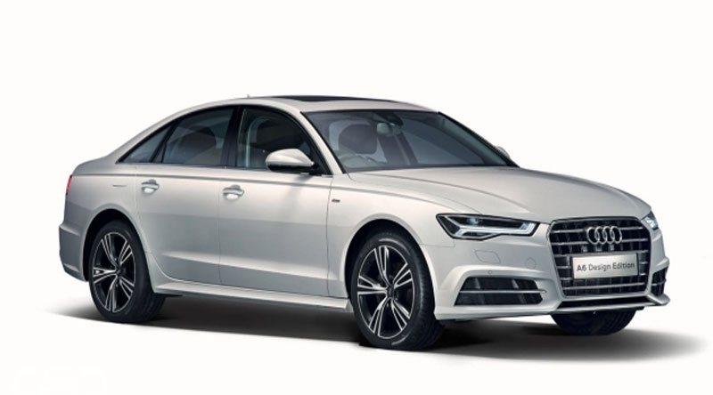 audi introduces design editions of  a6 and q7