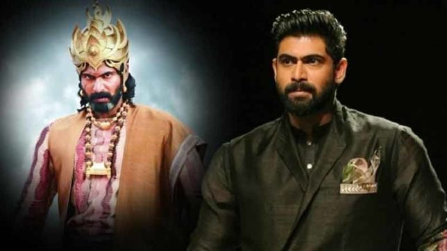 Baahubali, baahubali 2, bhallaladeva, rana daggubatti, first look, bollywood news, entertainment news, india news