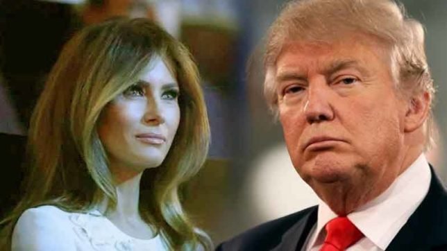 donald trump,  Melania Trump, tape, united states, presidential election, video, Hillary clinton