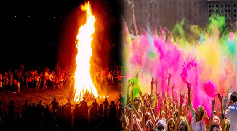 Holika Dahan: you need to know about muhurat and puja vidhi