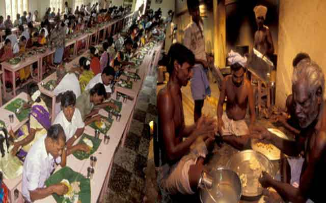 Mens cook, village of cooks, kalayur, traditions, tamilnadu, only men cook, khabar zara hatake, india news