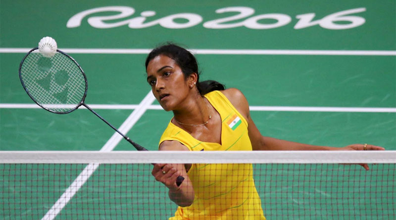 RioOlympic PV Sindhu reached the quarterfinals after Srikanth