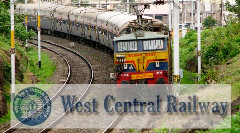 vacancies in West Central Railway