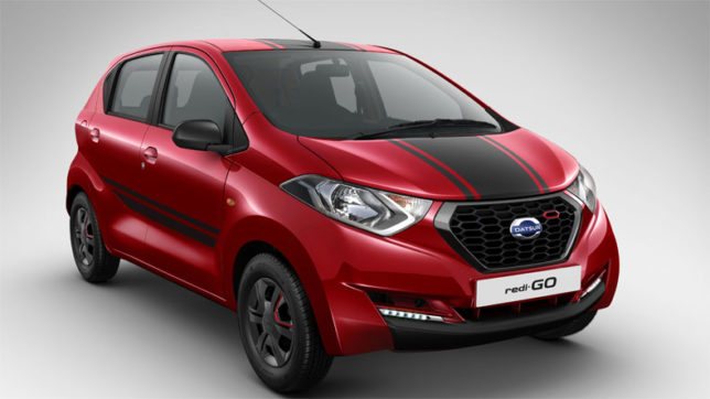 Datsun Redi Go Amt to be launched in January 2018