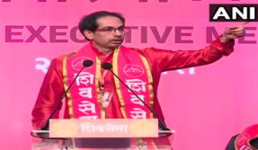 Shiv Sena split from NDA will be fought alone Lok Sabha and assembly elections 2