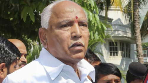 karnataka: Number 3 proved unlucky for bs yeddyurappa as his third term as cm fell on third day