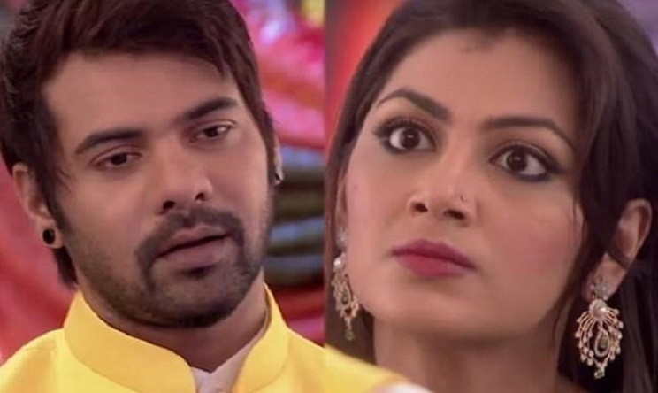 Kumkum Bhagya 14 june 2018 Full Episode Written Updates: pragya and abhi's truth come in front of king
